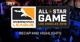 The Overwatch All-Star Weekend Highlights