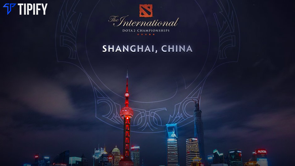 The International 9 Is Coming To Shanghai, China - Tipify