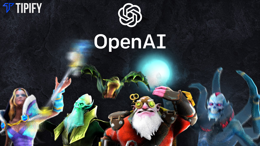 OpenAI Five Beats Humans In A Benchmark Test - Tipify