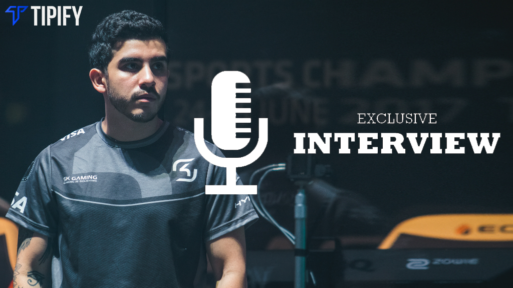"""Exclusive Interview: MIBR's Marcelo """"Coldzera"""" David - Tipify"""