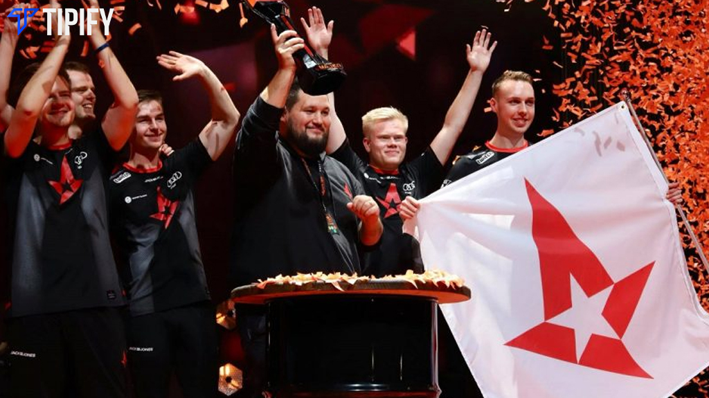 Astralis Wins FACEIT Major London, Device Bags MVP Award - Tipify