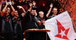 Astralis Wins FACEIT Major London, Device Bags MVP Award