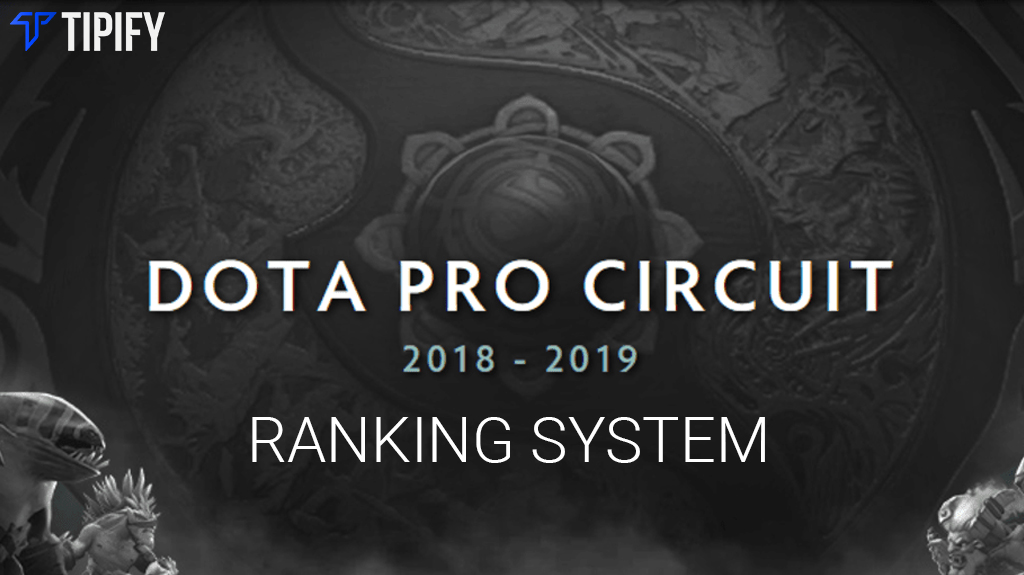 Dota Pro Circuit 2018-19 Ranking System Takes New Shape - Tipify