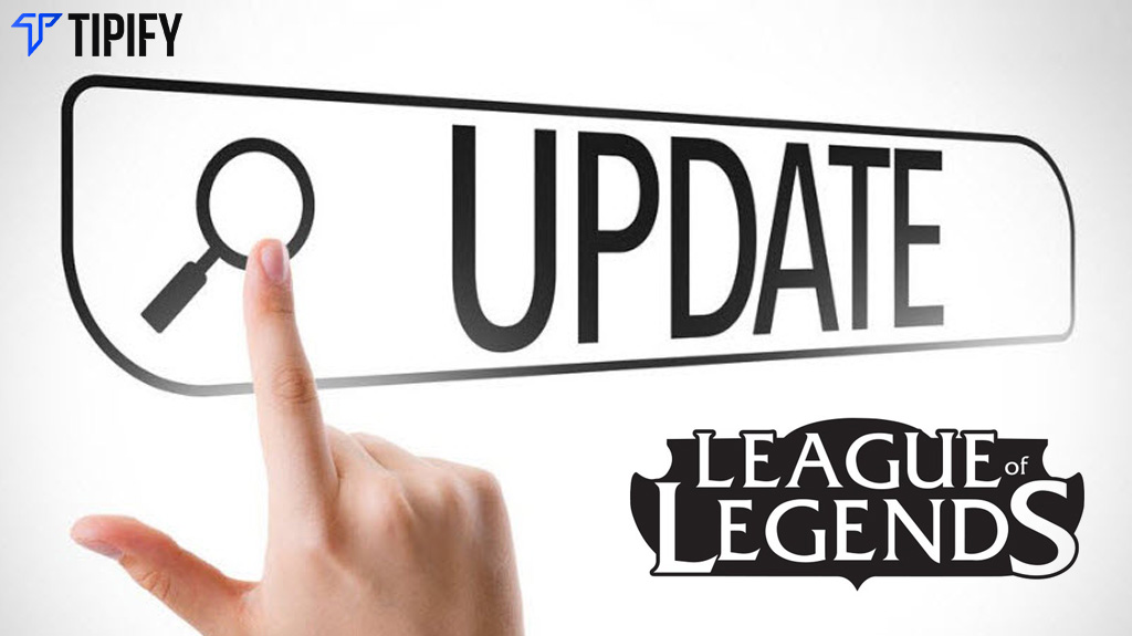 Scruffy Unveils Preseason Development Update For LoL - Tipify