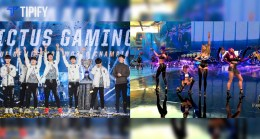 Invictus Gaming, AR K/DA Rule Over World Championship