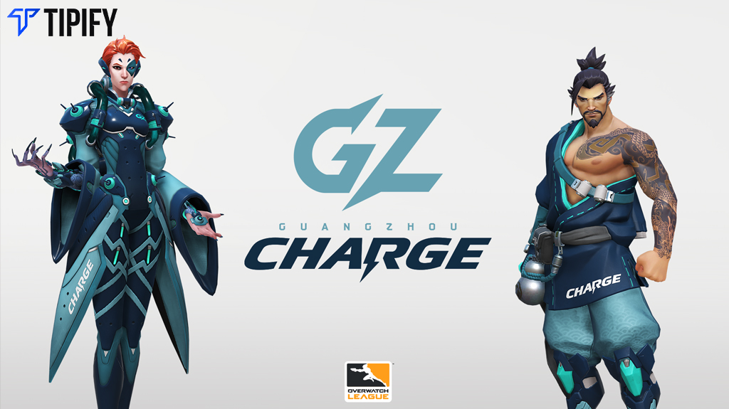 Guangzhou Charge's Logo and Branding Reveal - Tipify