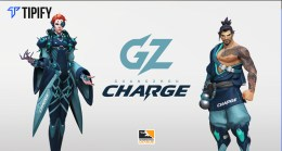 Guangzhou Charge's Logo and Branding Reveal