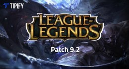 Riot Releases LoL Patch 9.2 With Big System Changes
