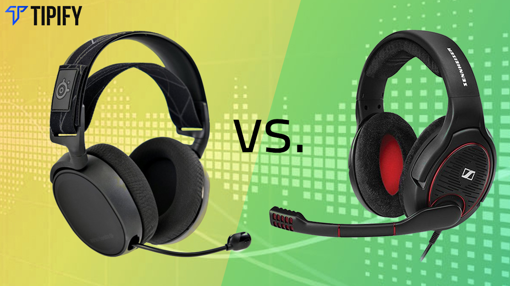 Face Off: SteelSeries Arctis 7 vs Sennheiser GAME ONE