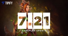 Valve Releases Dota 2 Patch Update 7.21