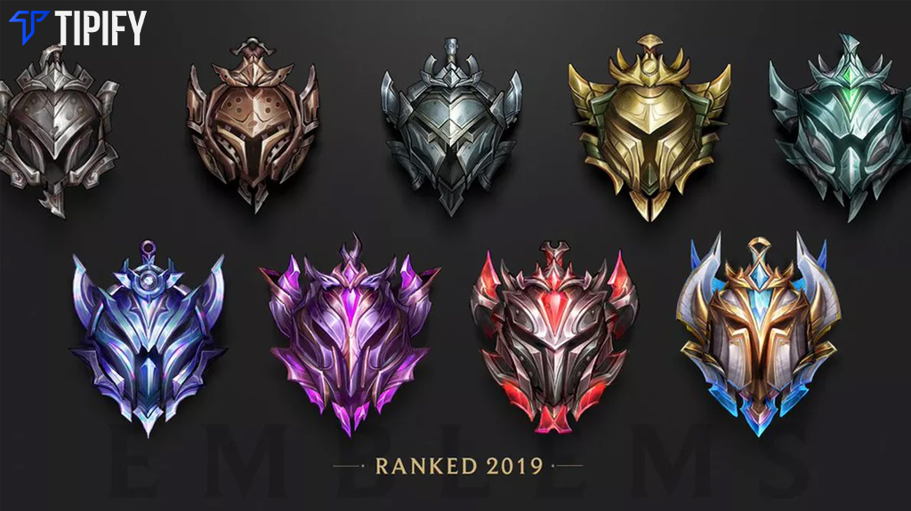 League Of Legends 2019 Ranked Season Explained - Tipify
