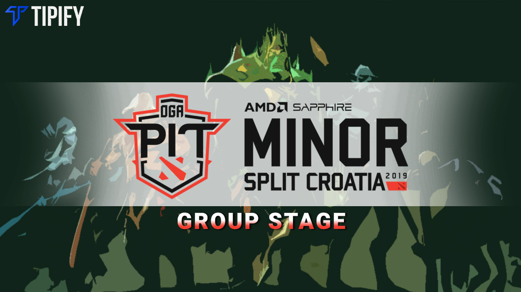 To The Playoffs: Dota 2 PIT Minor Group Stage Recap - Tipify