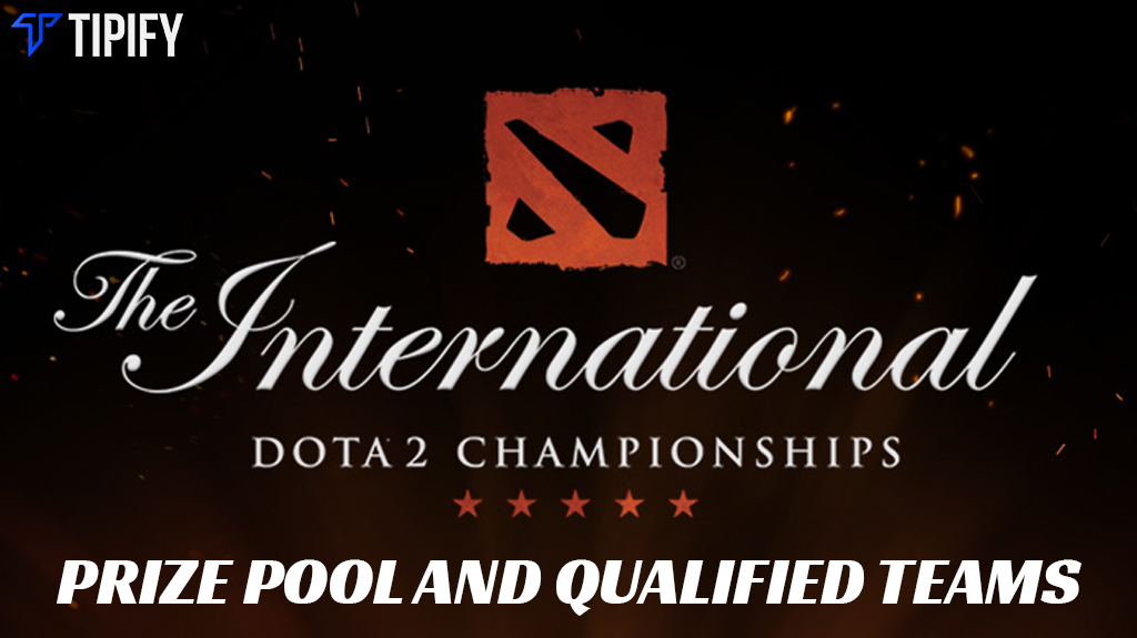 The International 9 Prize Pool & Qualified Teams - Tipify
