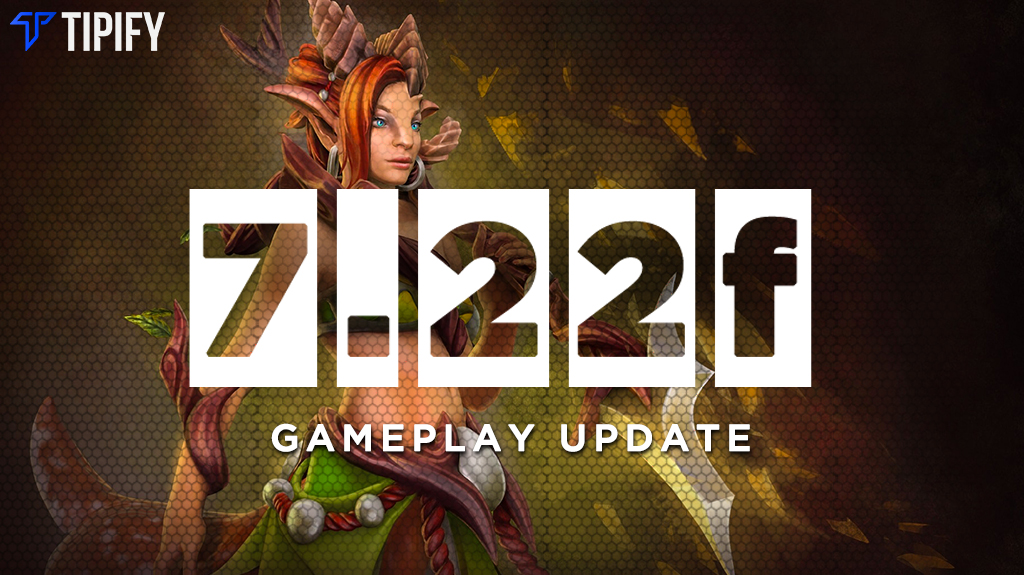 Patch 7.22f Is The Final Update For The International 9 - Tipify