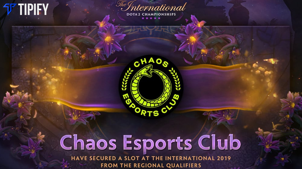 Chaos Esports Club Wins The International 9 EU Closed Qualifier - Tipify