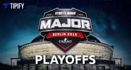 Starladder Berlin Major: From New Legends Stage To Playoffs