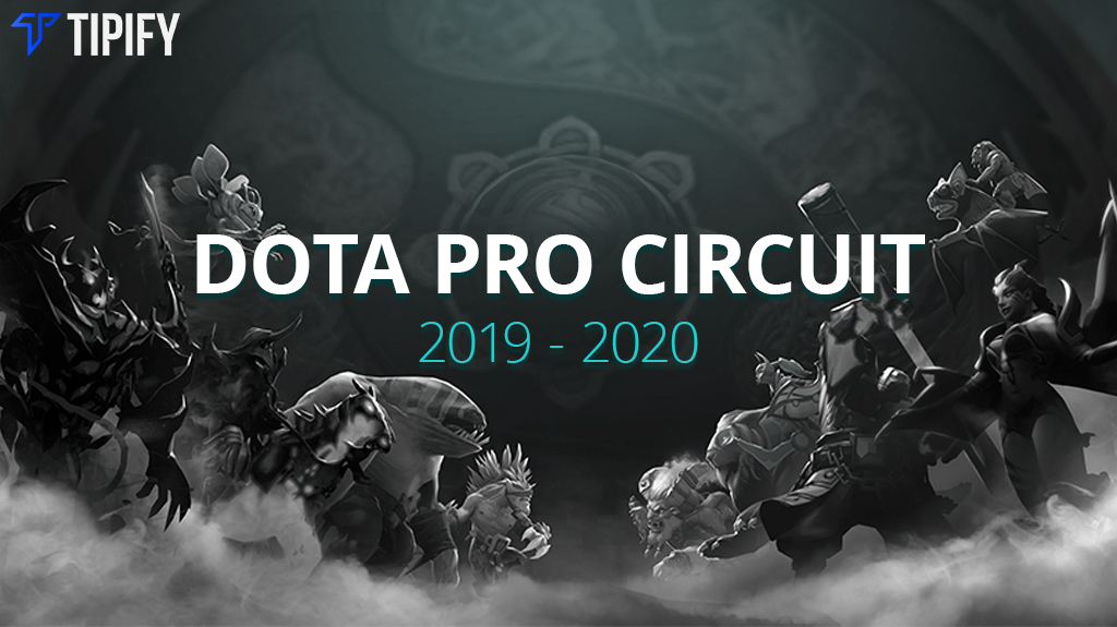 Dota Pro Circuit 2019-2020: Dates And Formats - Tipify