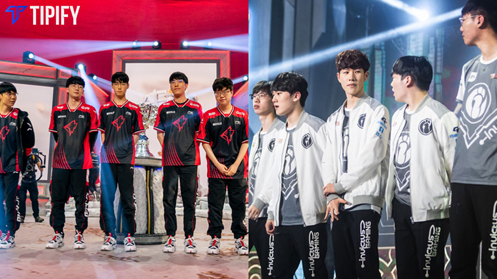 Preview: Griffin vs Invictus Gaming At Worlds Quarterfinals - Tipify