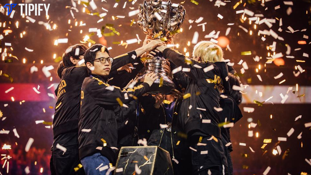 Funplus Phoenix Sweeps G2 To Win 2019 LoL Worlds Grand Finals - Tipify