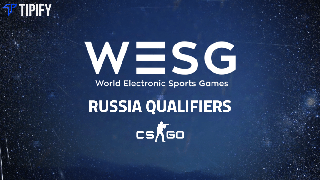 WESG Russia Qualifiers: Teams, Schedule, Format - Tipify