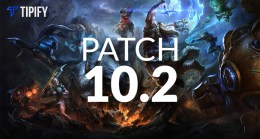 LoL Patch 10.2: Champions And Items Affecting Pro Play