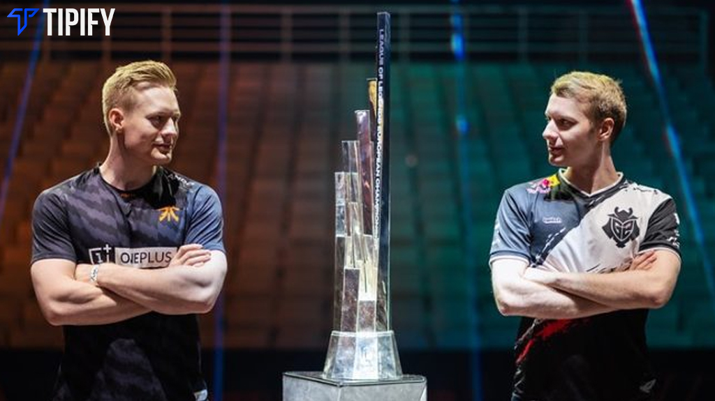 G2, Fnatic's Rivalry Sets Record For Most-Watched LEC Event - Tipify