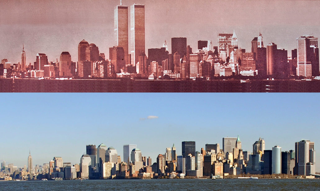 WTC World Trade Center dove si trovavano le torri gemelle  TipInTravel