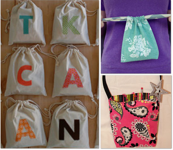 all crafts 30 Do It Yourself Favor Tutorials  {party pieces}