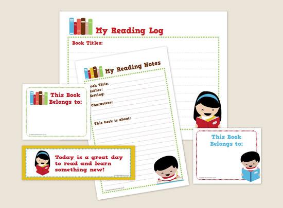 Summer Reading Kit for Kids