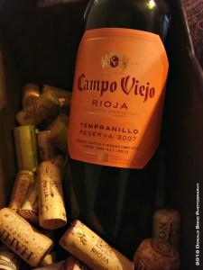 Campo Viejo Rioja Tempranillo Reserva 2007