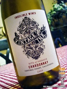 Vintage Ink Chardonnay 2009