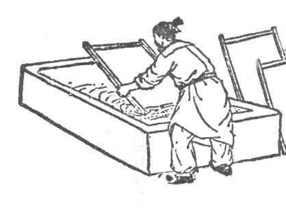 O papel, evolução histórica, os moinhos de papel