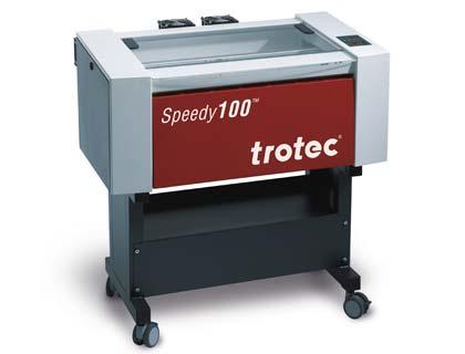 Speedy 100 di Trotec