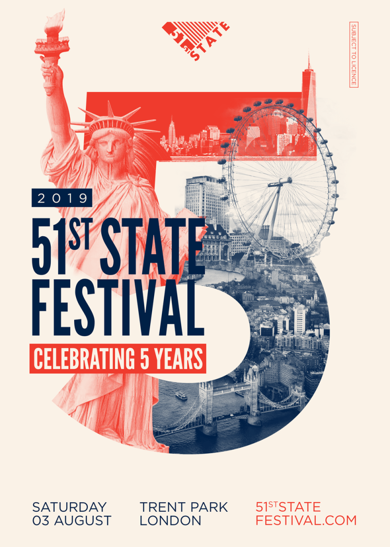 51st State Festival 2019