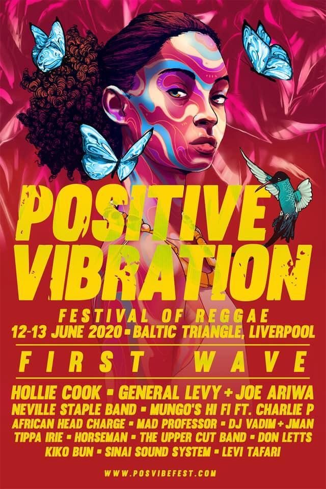 Positive Vibration Festival