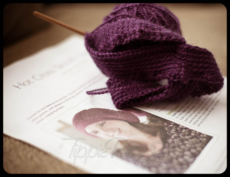 beginning hat