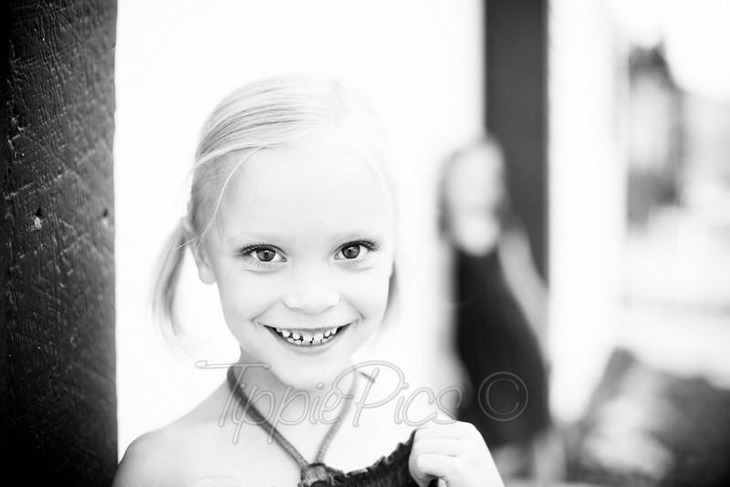 Smiley girl!