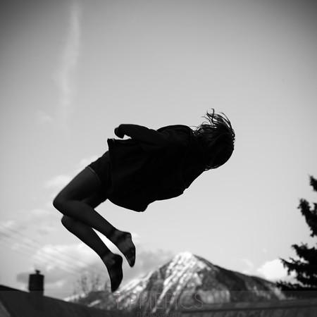free fall photo