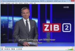 VLC Film mit Untertiteln