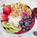 Tipps Tropical Pitaya Bowl