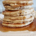 Fluffy Greek Yogurt Pancakes