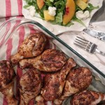 Grilled Jerk Chicken Drumsticks