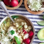 Green Chile Chicken Posole