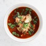 Chipotle Chicken Enchilada Soup