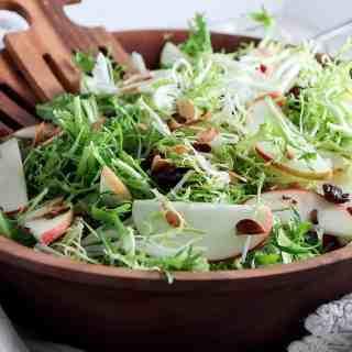 Frisee Apple Salad