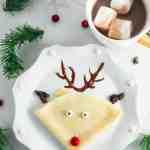 Christmas Crepe Recipe