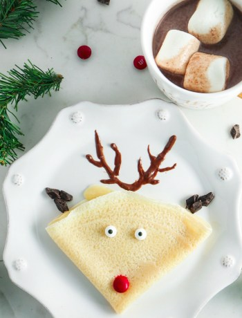 The Most Fun and Festive Christmas Crepes