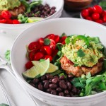 Chipotle Chicken Bunless Burger Bowl