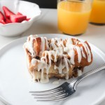 Cinnamon Roll French Toast Casserole