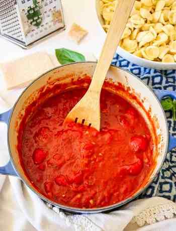 Easy Marinara Sauce